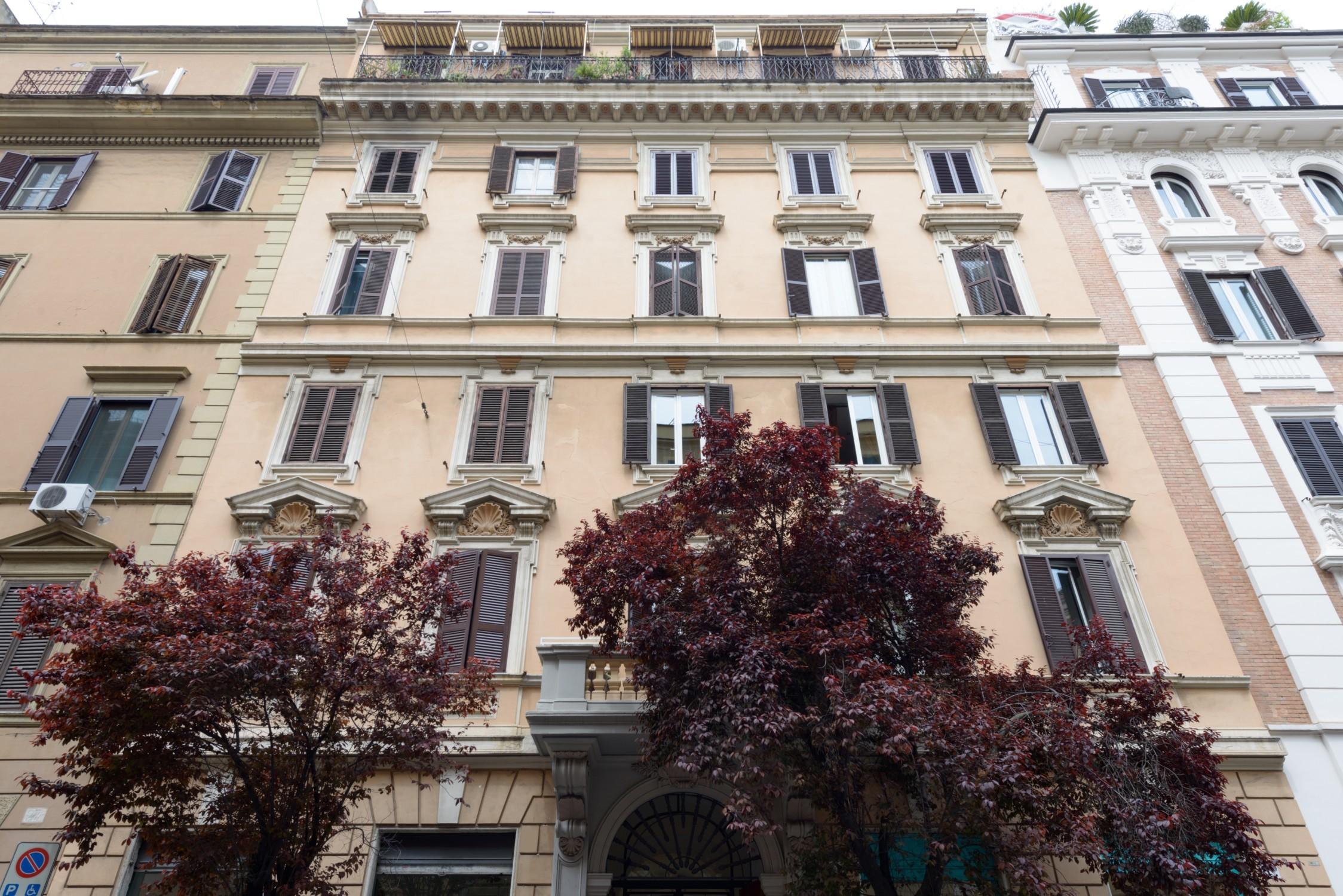 Rome's Heart Guest House Building
